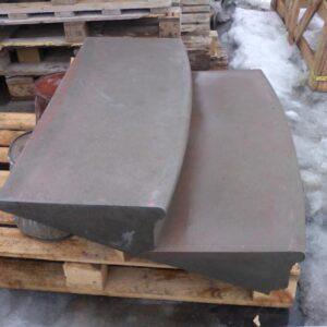 Ступени лестницы из бетона купить в Нижнем Новгороде