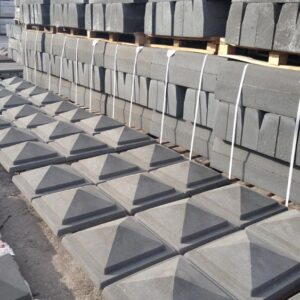 Элементы забора из бетона купить в Нижнем Новгороде