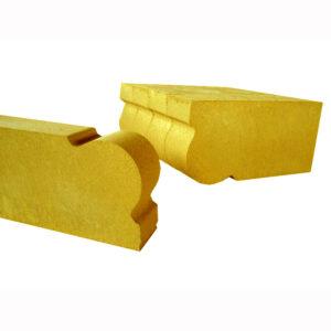 Камень фигурный жёлтый