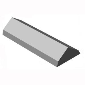 Парапет №2 из бетона