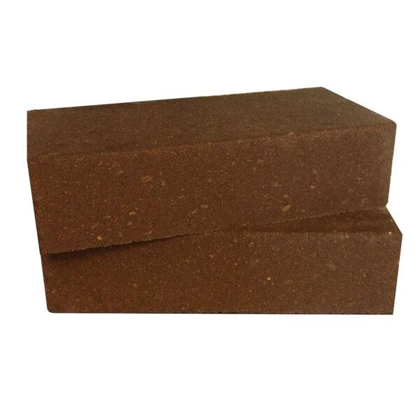 Кирпич декоративный гладкий шоколадный